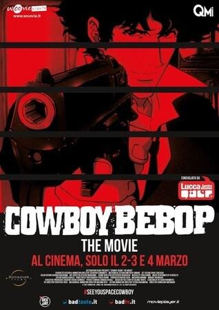 locandina di Cowboy Bebop - Il film