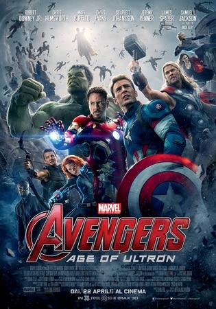 locandina di The Avengers: Age of Ultron