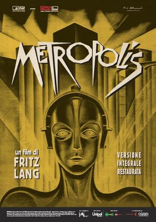 locandina di Metropolis