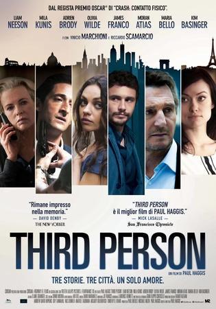 locandina di Third Person