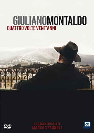 locandina di Giuliano Montaldo. Quattro volte vent'anni
