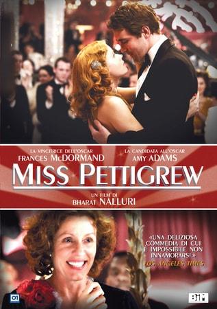 locandina di Un giorno di gloria per Miss Pettigrew