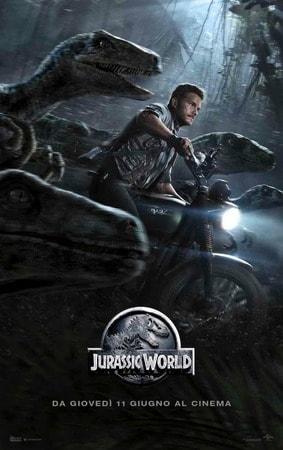 locandina di Jurassic World