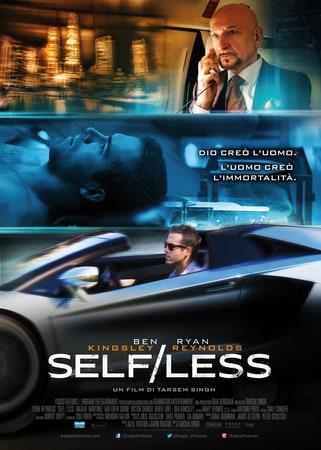 locandina di Selfless