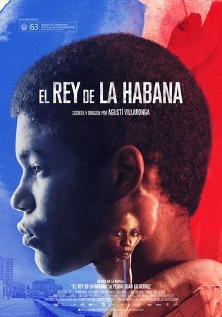 locandina di El Rey de La Habana