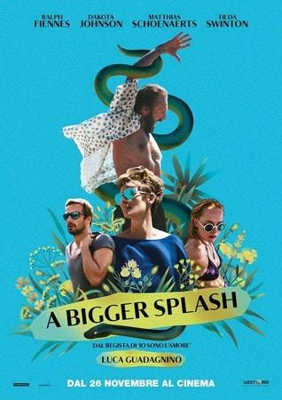 locandina di A Bigger Splash