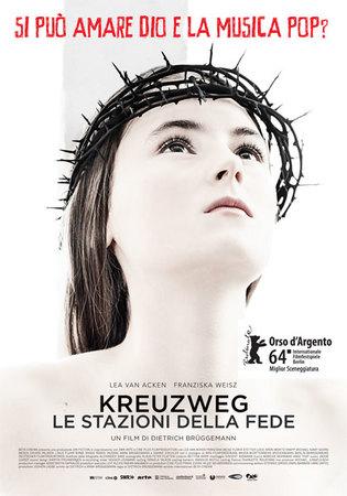 locandina di Kreuzweg - Le stazioni della fede
