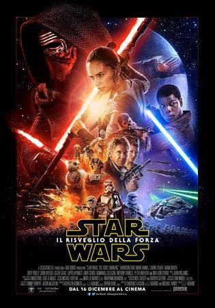 locandina di Star Wars - Il risveglio della Forza