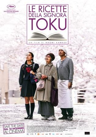 locandina di Le ricette della signora Toku