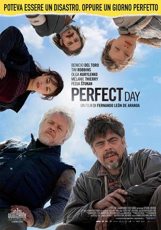 locandina di Perfect Day