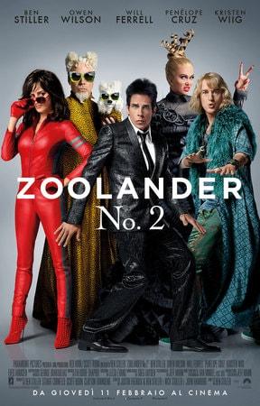 locandina di Zoolander 2