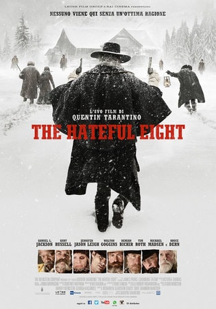 locandina di The Hateful Eight