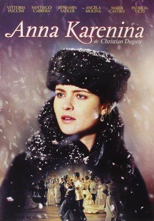 locandina di Anna Karenina
