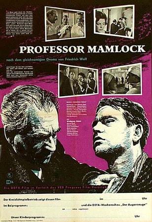 locandina di Professor Mamlock