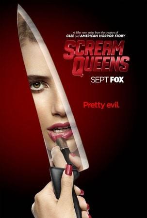 locandina di Scream Queens