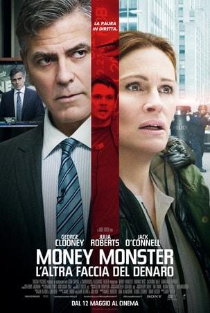 locandina di Money Monster - L'altra faccia del denaro