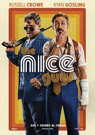locandina di The Nice Guys