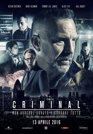 locandina di Criminal