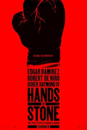 locandina di Hands of Stone