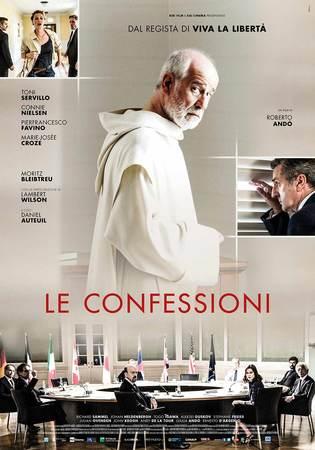 locandina di Le confessioni