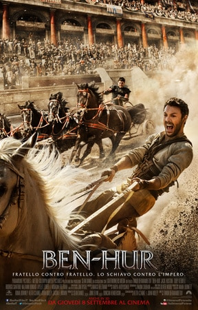 locandina di Ben-Hur