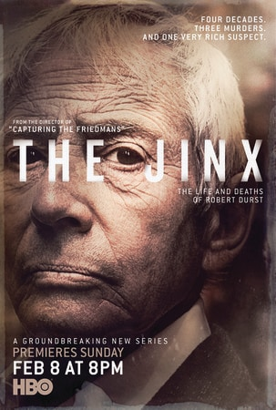 locandina di The Jinx: The Life and Deaths of Robert Durst