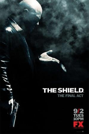 locandina di The Shield