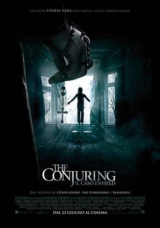 locandina di The Conjuring - Il caso Enfield