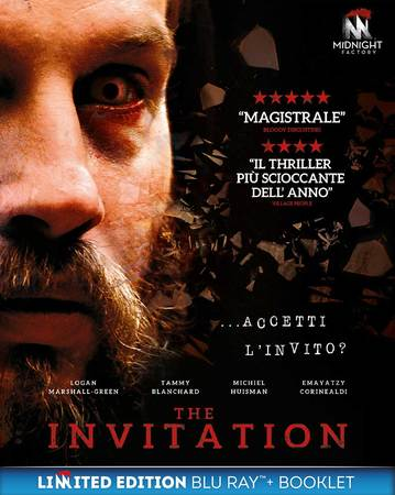 locandina di The Invitation