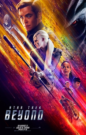 locandina di Star Trek Beyond