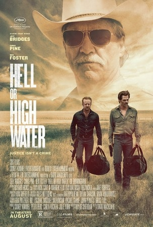 locandina di Hell or High Water