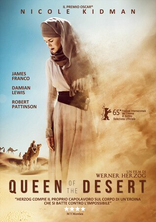 locandina di Queen of the Desert