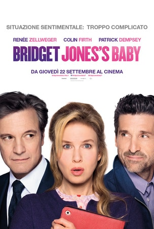locandina di Bridget Jones's Baby