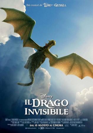 locandina di Il drago invisibile