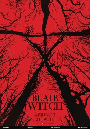 locandina di Blair Witch