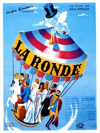 locandina di La ronde - Il piacere e l'amore