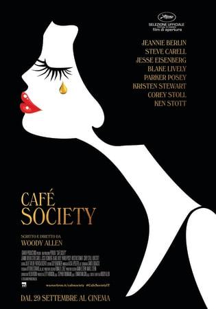 locandina di Café Society