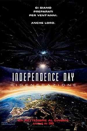 locandina di Independence Day: Rigenerazione