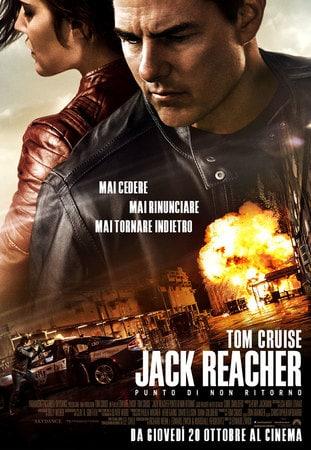 locandina di Jack Reacher: Punto di non ritorno