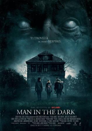 locandina di Man in the Dark