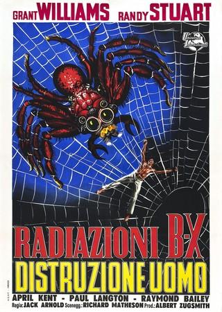 locandina di Radiazioni BX distruzione uomo