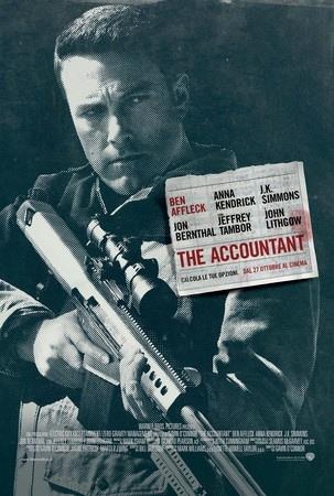 locandina di The Accountant