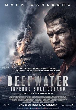 locandina di Deepwater - Inferno sull'oceano