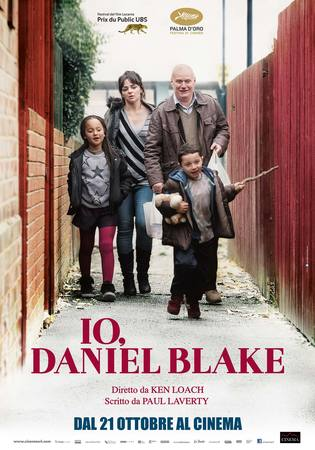 locandina di Io, Daniel Blake