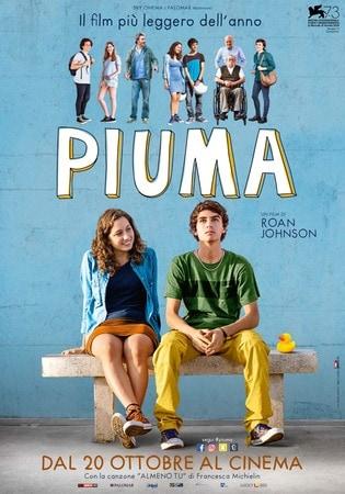 locandina di Piuma