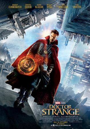 locandina di Doctor Strange