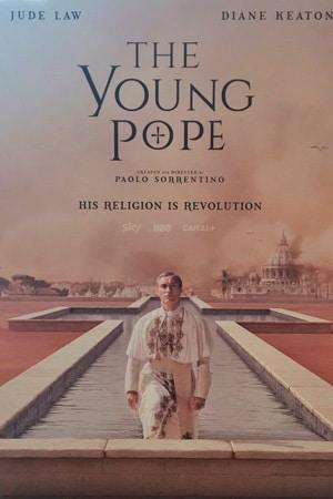 locandina di The Young Pope