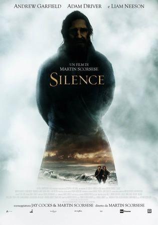 locandina di Silence