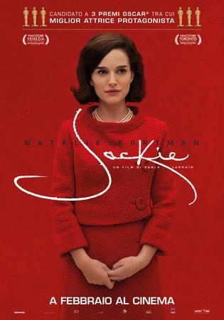 locandina di Jackie