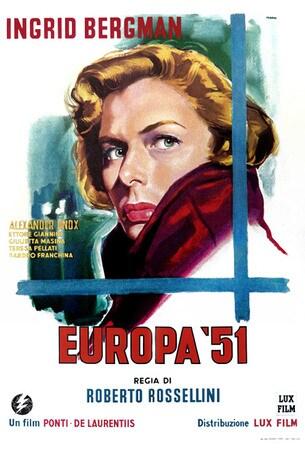 locandina di Europa '51